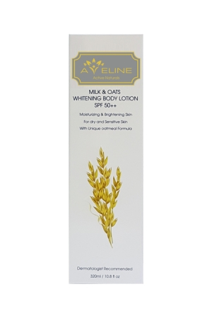 Aveline Milk & Oats Body Lotion
