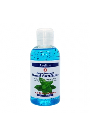 Aveline Hand Sanitizer - Natural Mint