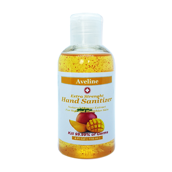 Aveline Hand Sanitizer - Natural Mango